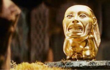 チャチャポヤの豊穣の像
