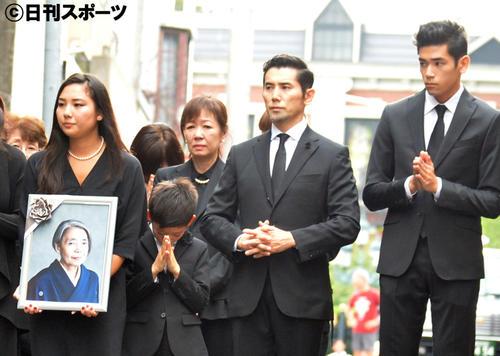 樹木希林葬儀