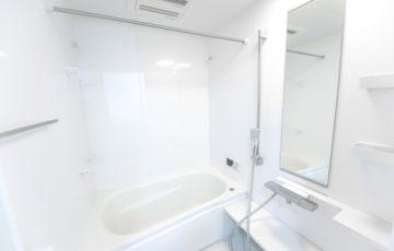 綺麗なバスルーム