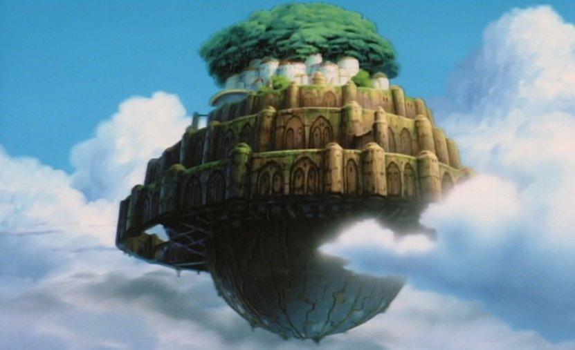 ラピュタ城