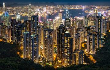 香港_高層マンション